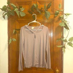 Long sleeve soft dress up shirt